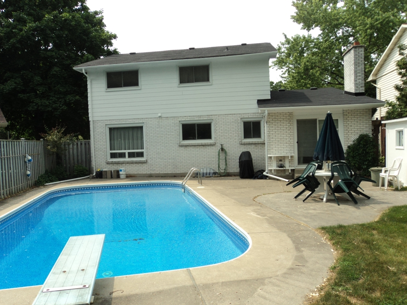 House With Pool For Sale In London Ontario