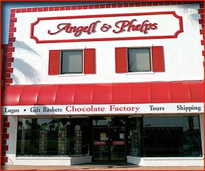 Angell And Phelps Chocolates Cafe