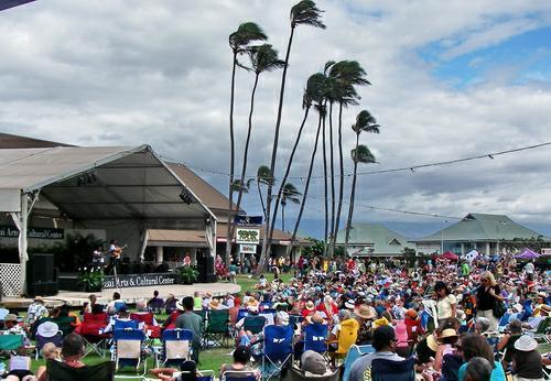 Maui Off Road >> Slack Key Guitar Festival at the Maui Arts and Cultural Center