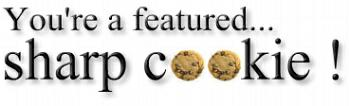 Mirela Monte, a featured sharp cookie!