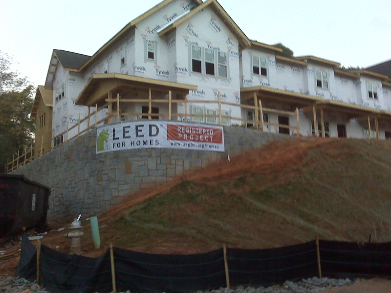 New construction booming in Edgewood, Atlanta