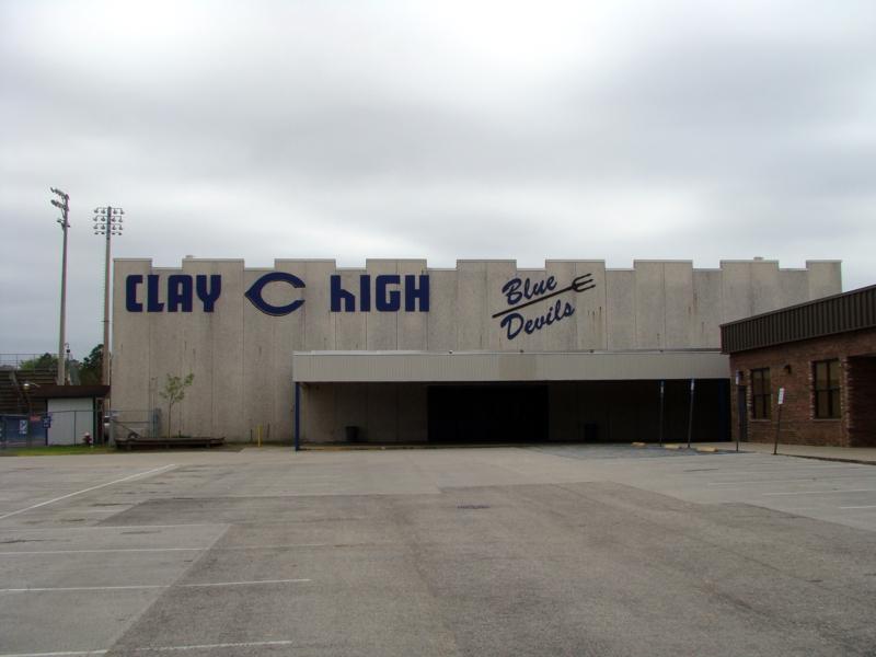 Clay High School, Green Cove Springs, Fl