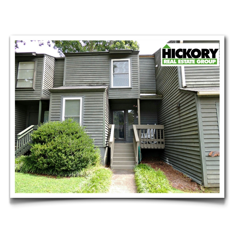 Hickory Nc Townhome For Sale