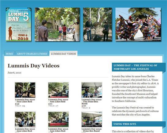 lummis day 2010 videos