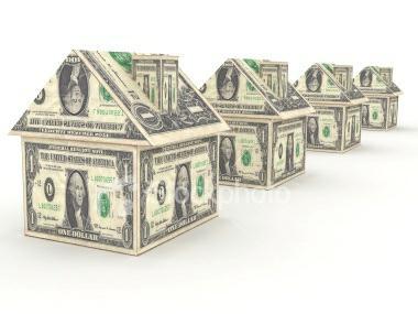 money, house