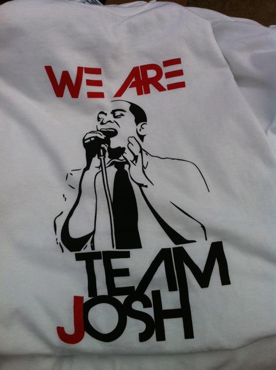 Team Josh Shirt