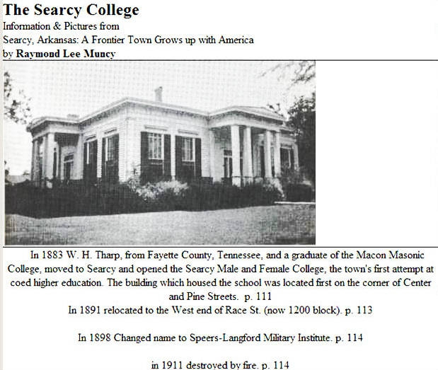 Searcy College