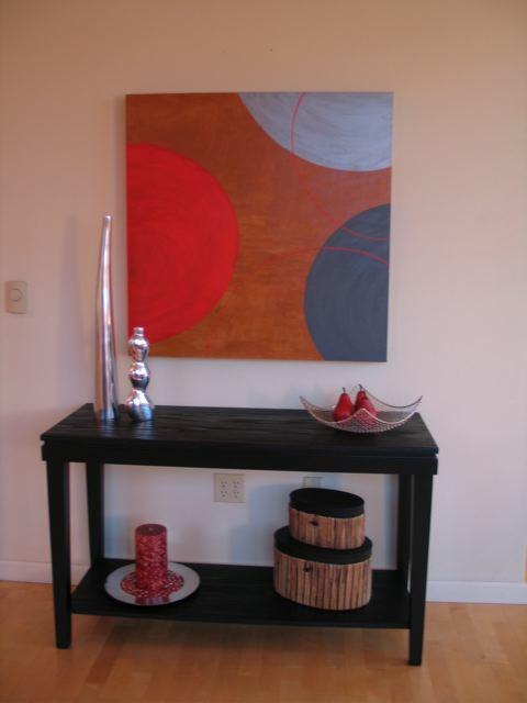 Pangaea Interior Design's original art - close up