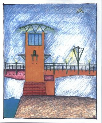 bridge aesthetic design concept