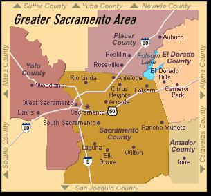 Take A Spin Around Sacramento California
