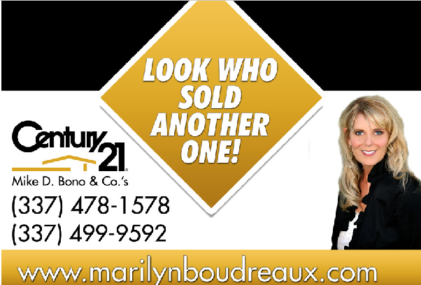 Marilyn Boudreaux Century 21 Lake Charles