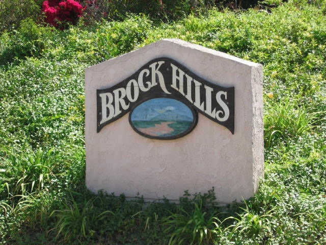 Brock Hills in Ventura CA
