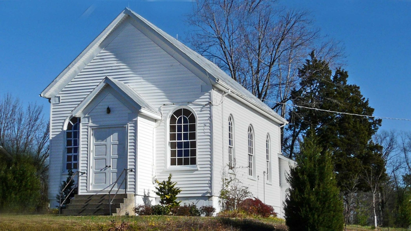 Original Buckhall United Methodist Church