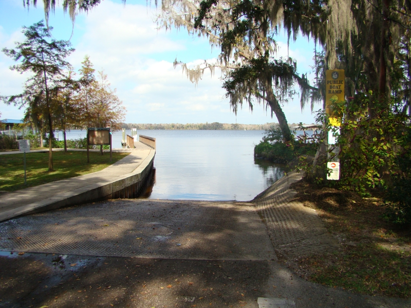 Palmo Boat Ramp St Augustine Florida