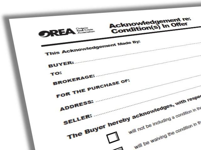 OREA Form 127