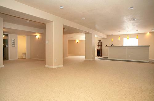 Fully Finished Basement