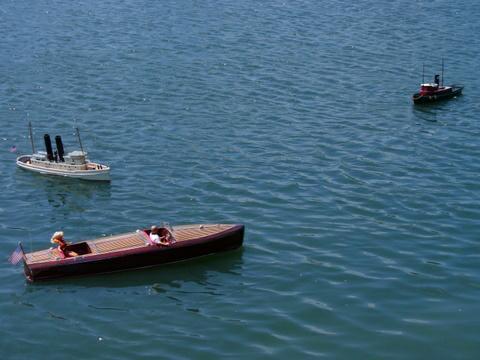 Michigan scale model boat club