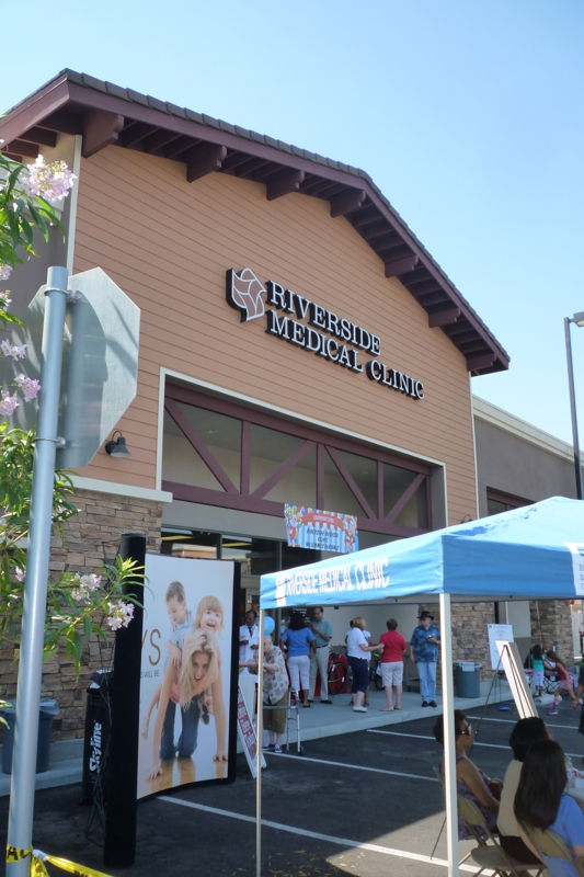 Riverside Medical Clinic in Eastvale Ca is Open For Business