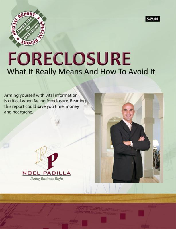 Request Your Free Foreclosure Report Now