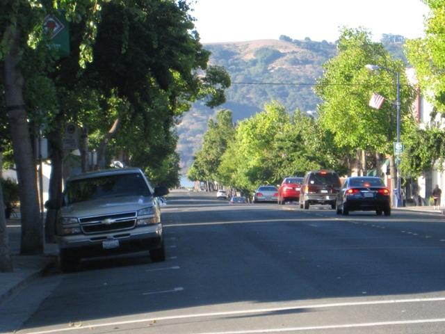 Downtown Benicia