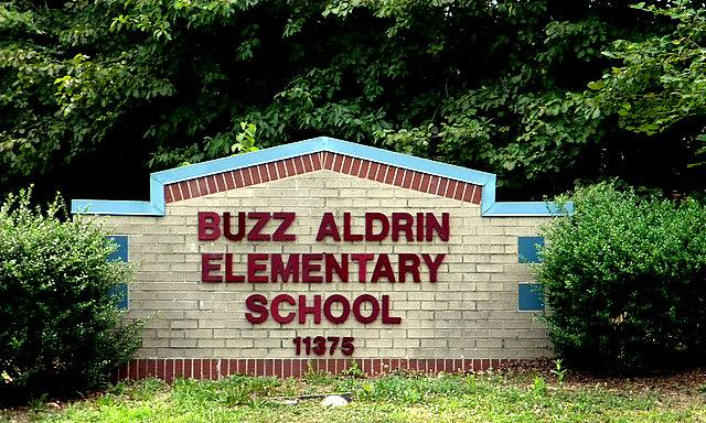 Buzz Aldrin Elementary School Reston VA