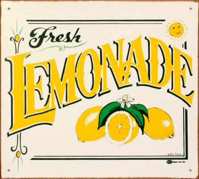 Turning lemons into Lemonade!