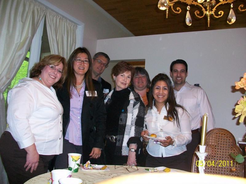 margaret rome garden party