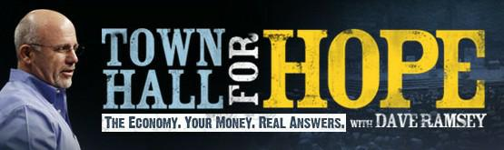 Dave Ramsey Town Hall for Hope