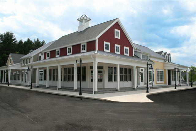 RED MILL CROSSING - RETAIL CENTER