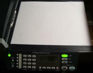 copy machine - certifying a copy