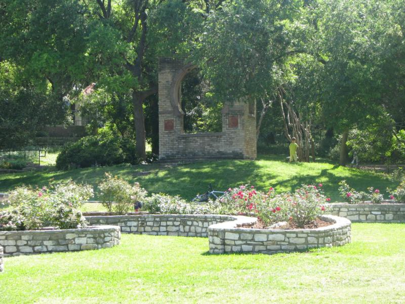 My familys visit to the Zilker Botanical Gardens in