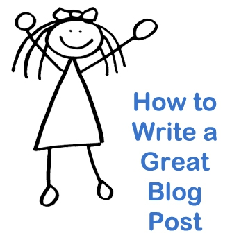 5 Tips to Writing a Great Blog Post