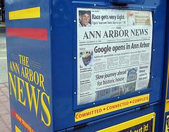 Google opens in Ann Arbor