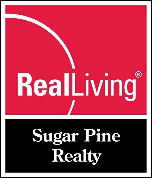 Real Living/Sugar Pine Realty logo