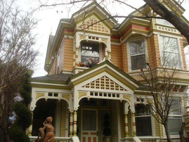 Living In History Victorian Homes In Santa Cruz Ca