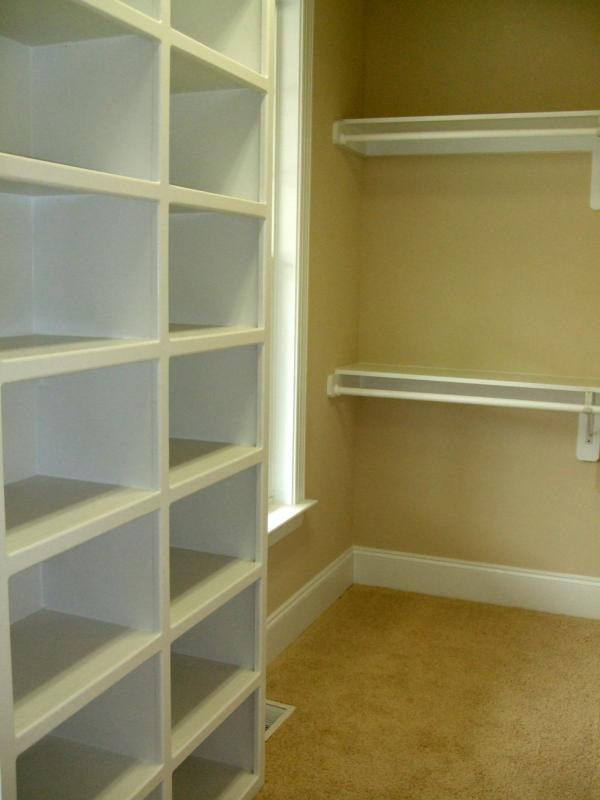 Closet Storage Ideas | Closet Storage Systems | New Homes In Raleigh NC  Master Closets