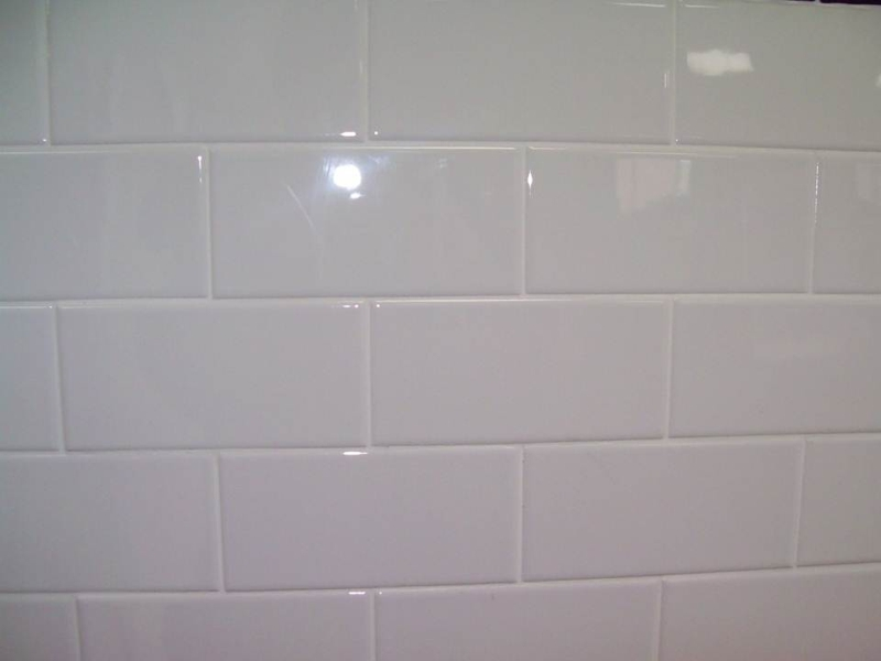 Backsplash subway tile - Westchester NY
