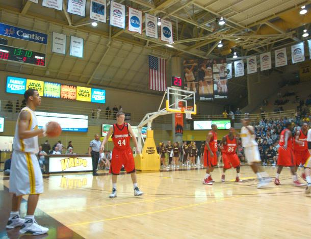 Join us Next year at The ARC in Valpo for Home Games- It will be exciting!