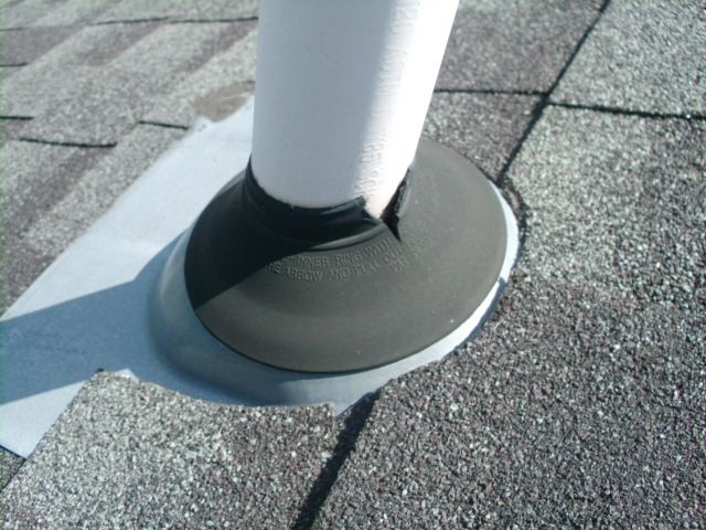 Cracked Roof Boot