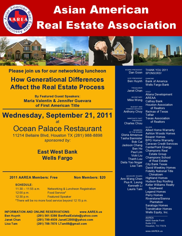 aarea asian american real estate association houston