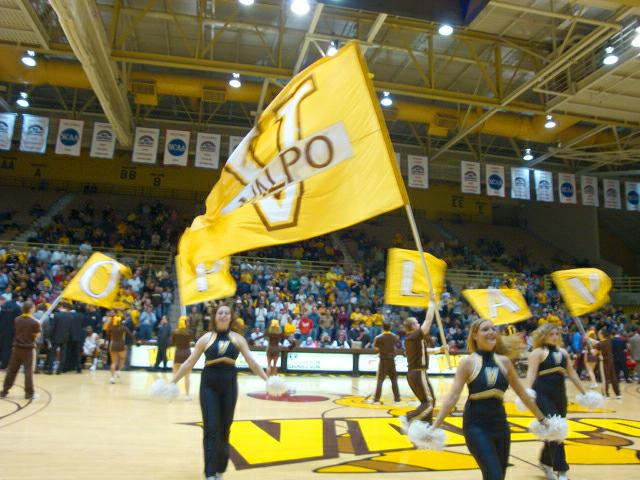 Valparaiso University Basketball - A Great Community Event