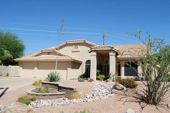 Red Mountain Ranch short Sale