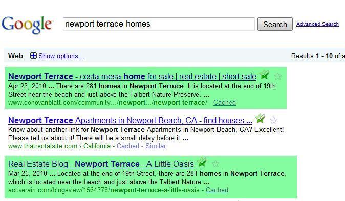 Newport Terrace
