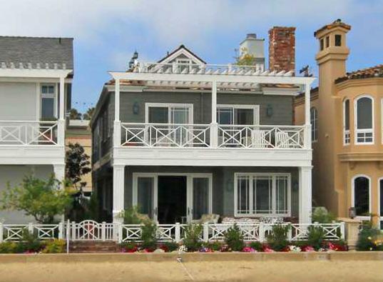 Balboa Island home