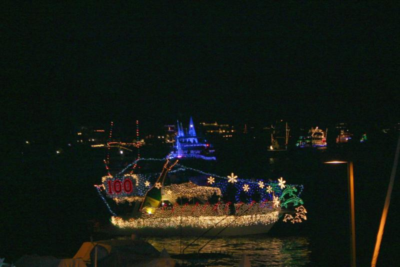 100th Annual Newport Beach Boat Parade