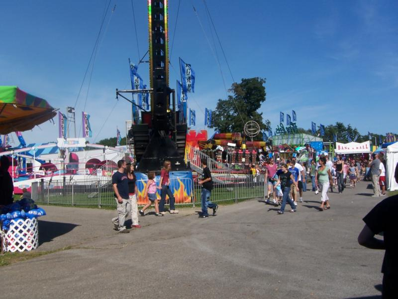 Dutchess County Fair - Rhinebeck NY