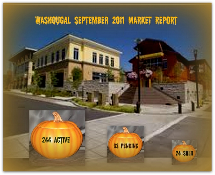Washougal Washington - Great Pumpkin House Deals
