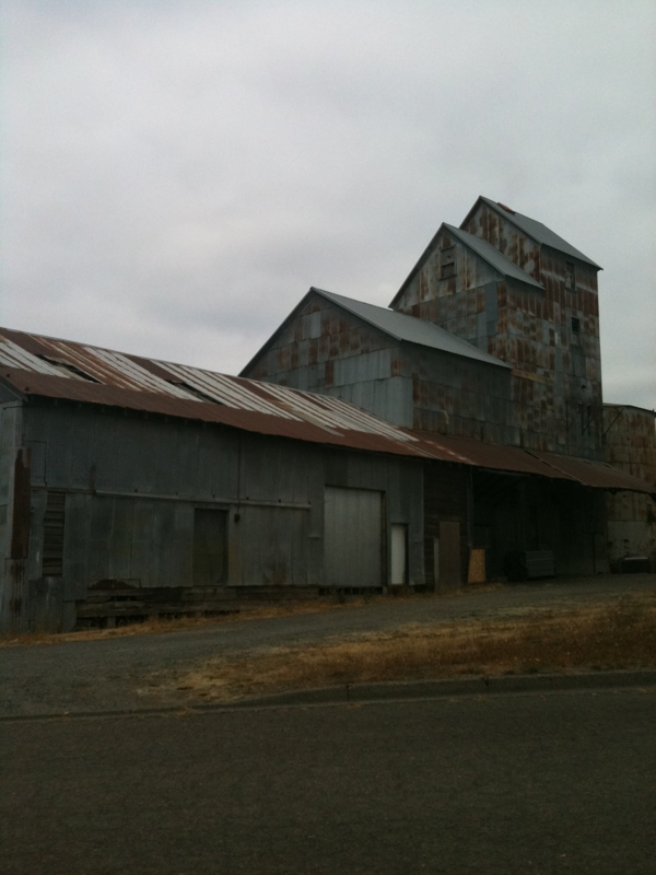 Old Mill in Newberg