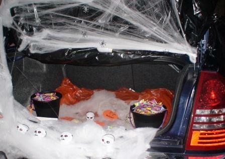 Trunk Or Treat- Bring The Kids- Safety First In Wellington Florida