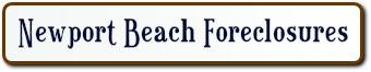 Newport Beach foreclosures